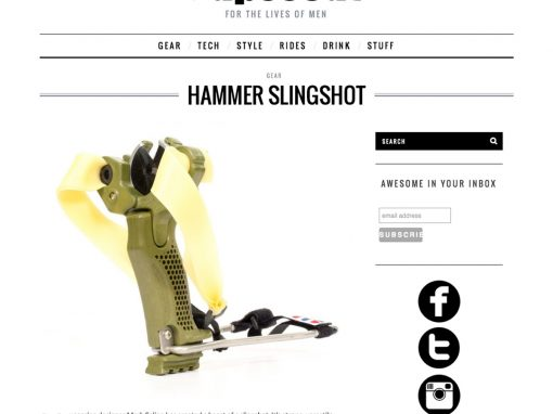 The Upscout Hammer Review