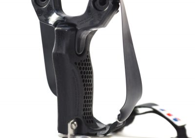 The Hammer Slingshot (black)
